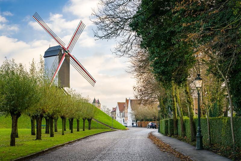 Afternoon in Brugge