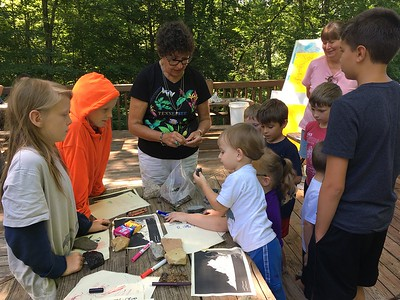 Virginia Master Naturalists in Action