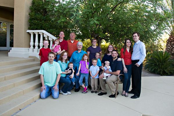 McLaughlin family 2014