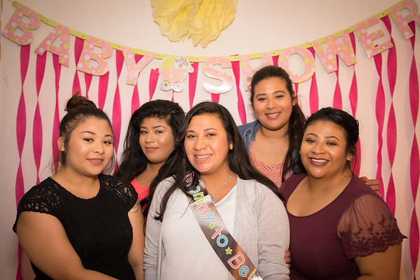 Bella's Baby Shower
