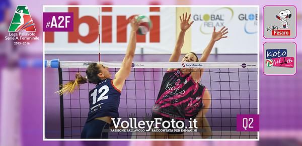 myCicero Pesaro - Kioto Caserta | Q2 #PlayOff #A2F