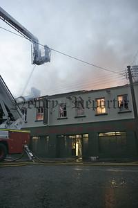 Fire at McParlands 06W7N18