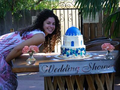 Cristina's Bridal Shower - October 9, 2010