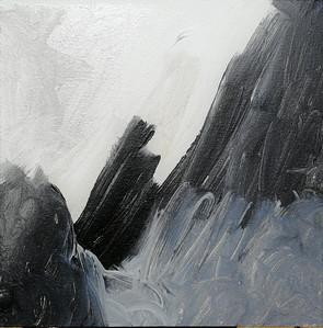 """Morion Stone"" (acrylic) by Nikita Dulerain"