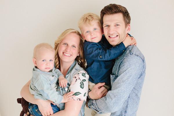 The Bergen Family | Studio