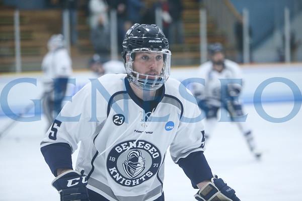 Ice Hockey NCAA Semifinals (Photos by Ben G)