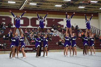 Cheer: 2015 Loudoun County Championship - Potomac Falls 10.3.15