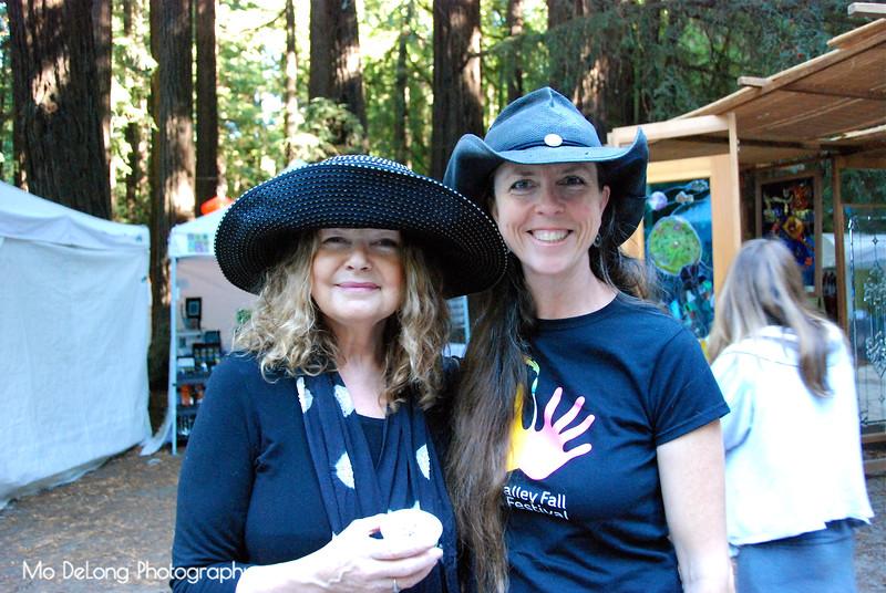 Denise Meehan and Erma Murphy