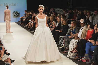 Bride & Groom Couture Showcase - Wellington Fashion Week 2013