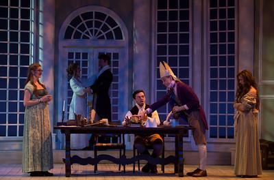 ECU Theater 'Arcadia' 2015