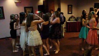 2013 Lomax Cheer Banquet - 5/2/2012