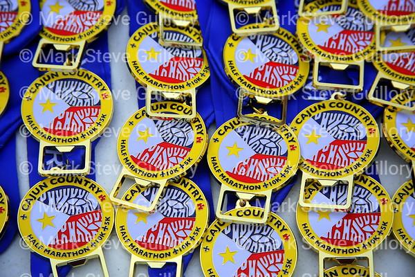 RUN - Cajun Country Half Marathon, 10K & 5K 2015