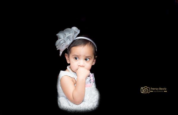 Meghana 1st Birthday | VA