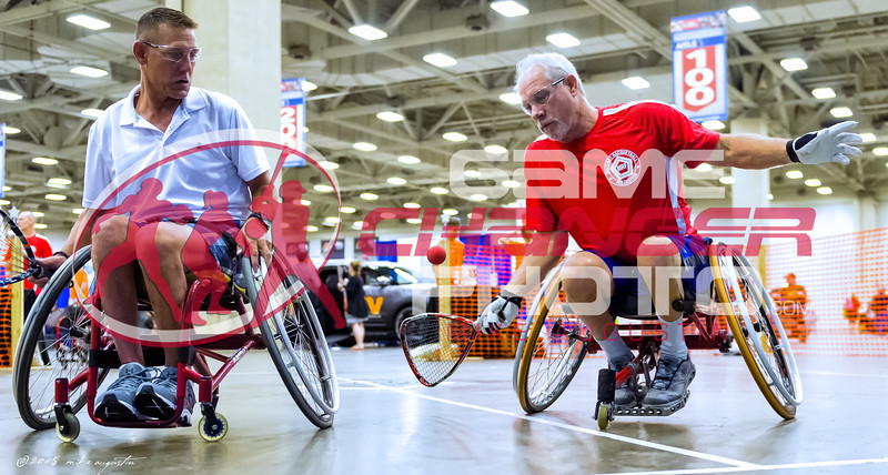6.21.2015 National Veterans Wheelchair Games-Racquetball-Dallas, TX