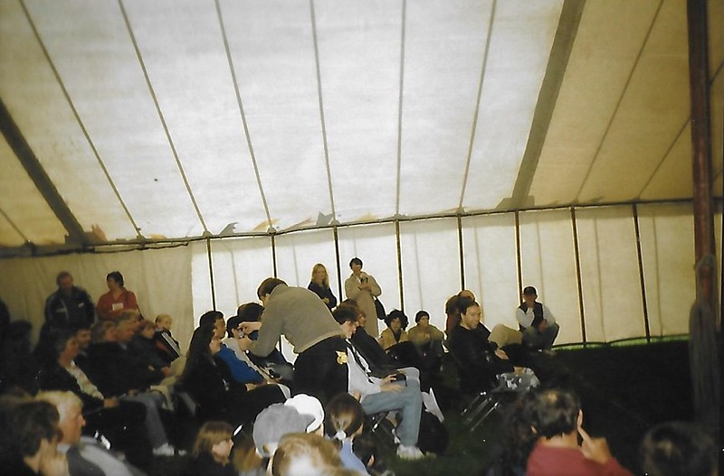 Carl interacting with the audience at WSGOM Fringe in the Park (2).jpg