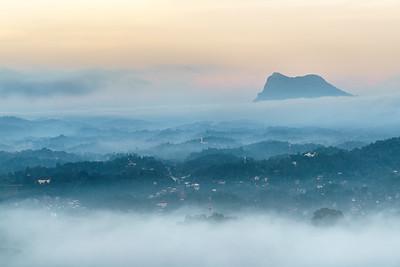 Kandy & Kurunegala, Sri Lanka - Nov 2017