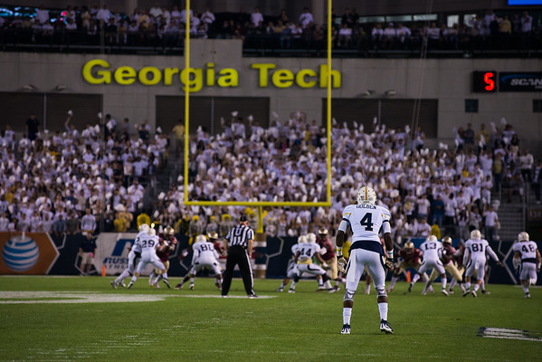 Georgia Tech vs. Florida State