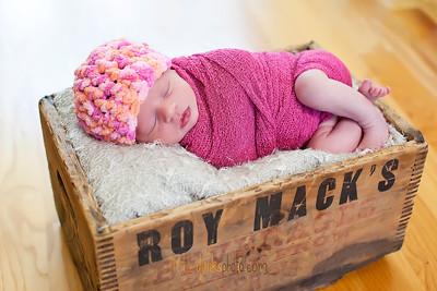 Baby Anistyn - 4.16.14