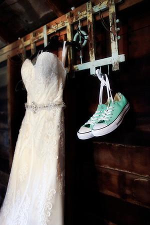 Alexa and Trevor Wedding