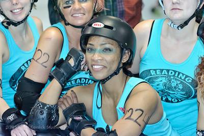 Reading Roller Derby November 25, 2012