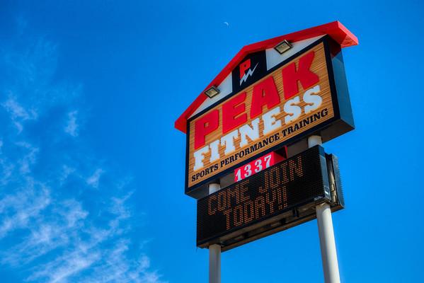 Peak Fitness Venue