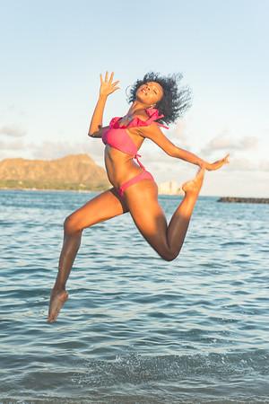 Miss Globe Kailua