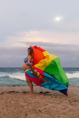 Diana & Franco's Rainbow
