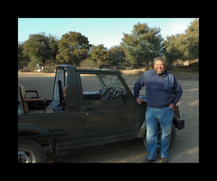 India - Tiger  Safari in Jim Corbett National Park- 2006.JPG