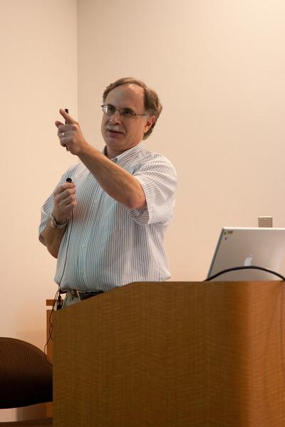 Rob Petre -- Celebration of Peter Serlemitsos' 50 years at NASA/Goddard Space Flight Center (Sept 2011)