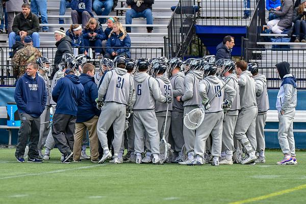 Georgetown Men's Lacrosse '19