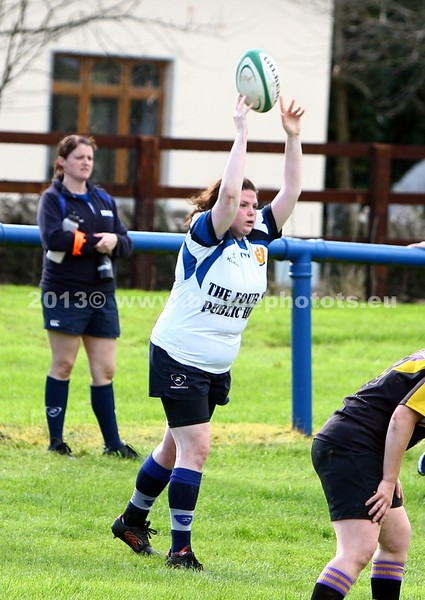 Rugby Edenderry V Railway