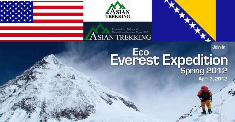 Local expedition organizer was Asian Trekking company form Thamel - Kathmandu.