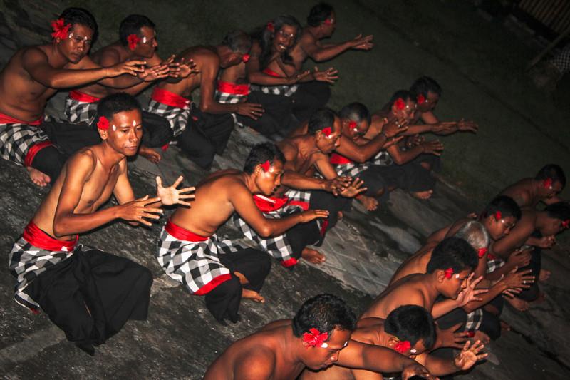 Kecak Men, Bali