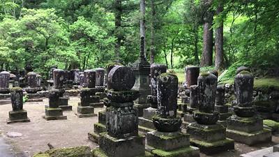 Nikko Graveyard 2