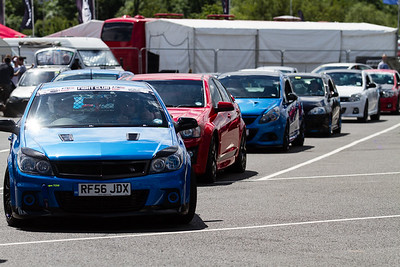 Performance Vauxhall Show 2014 - Santa Pod