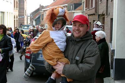 Kindercarnaval Steendorp 2006