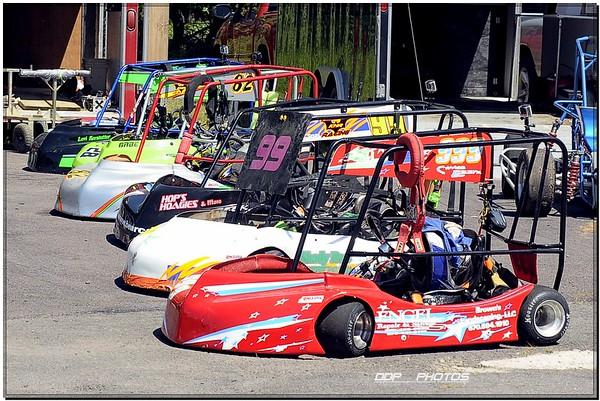 EVERGREEN Raceway 8-7-16