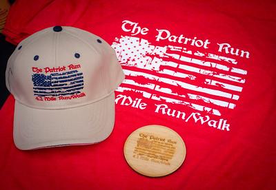 Patriot Run 5K - 2019 Pre and Post Phots