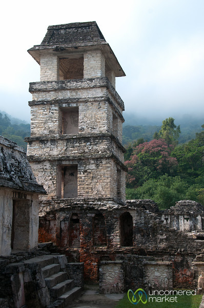 Palace Observation Tower - Palenque, Mexico