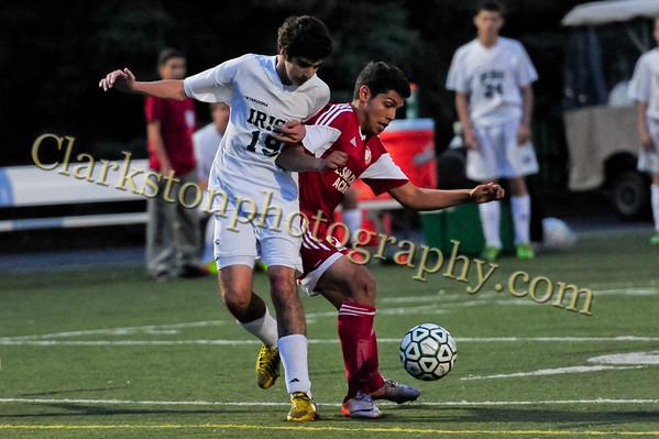 2014 Notre Dame Prep Soccer
