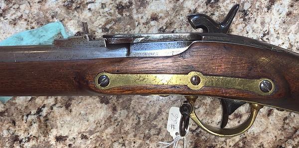 654 (earliest serial rifle, PAN 0 over 42)