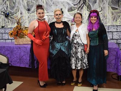 2018-10 Halloween Party