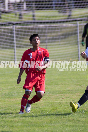 Liberty vs Fallsburg Boys Soccer 9/1/12