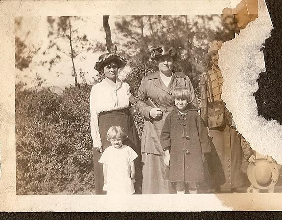 Nancy Jane Gregg and grandchildren.jpg