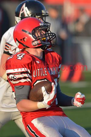 2014 CHS Sophomore Football - Ames