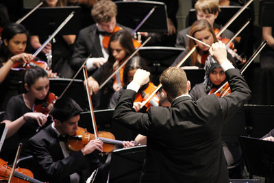 Carl Sandburg HS Orchestras