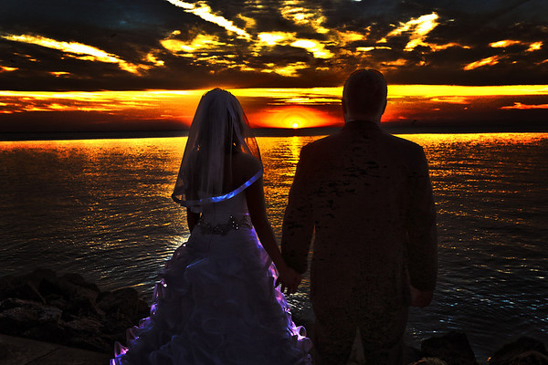 Jennifer & Paul Wedding