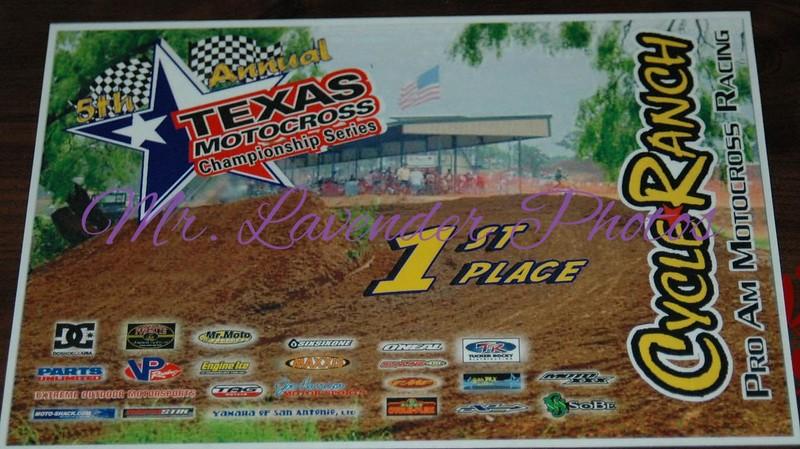 Texas Motocross Championship Series Race 5 July 2, 2006