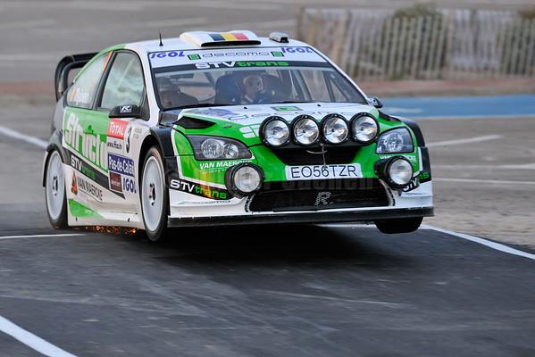 49éme Rallye du Touquet 2009