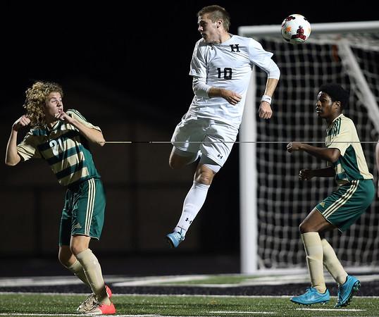 High school soccer: Highland falls to Firestone